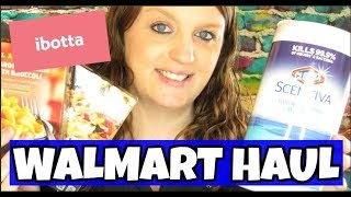 Lots of Ibotta Deals Walmart Haul March 4th 2019