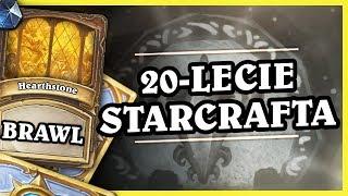 BÓJKA Z OKAZJI 20 LECIA STARCRAFTA - Hearthstone Brawl