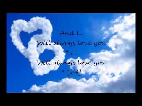 I will always love you  - Tori Amos - полная версия
