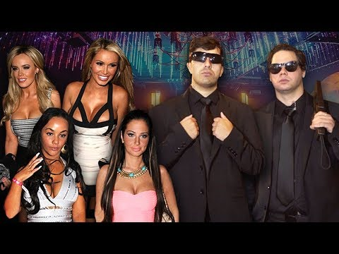 Fake Security At Hollywood's Hottest Night Club Prank!