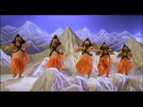 Kannada Devotional Songs | Jaya Jaya Shankara Song | Shiva Mecchida Kannappa Kannada Movie