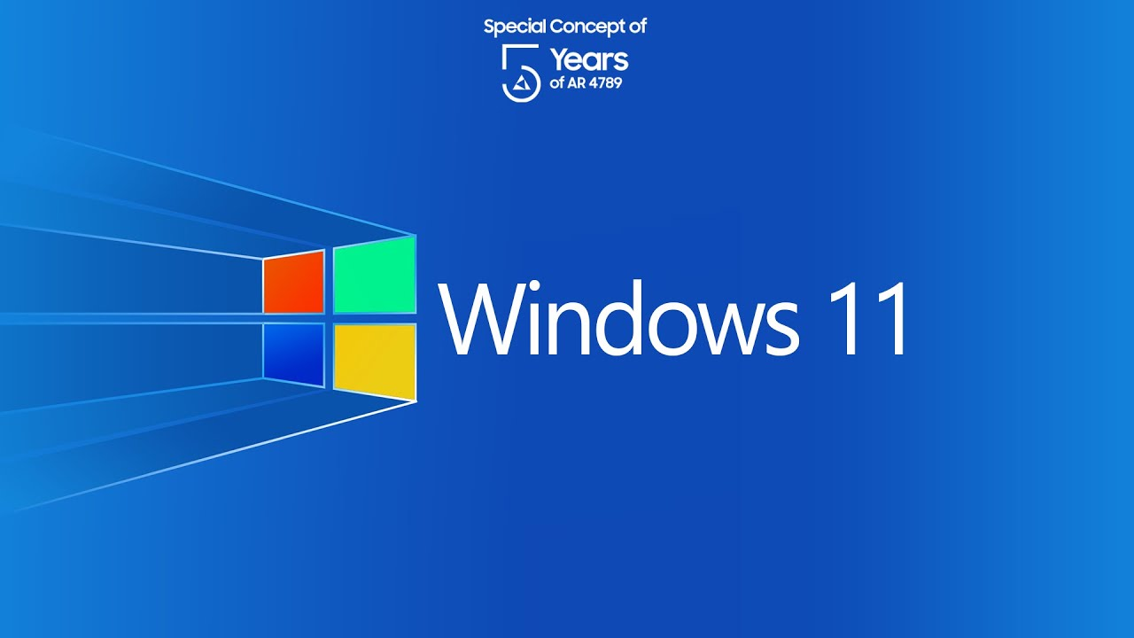 The New Windows 11 - YouTube