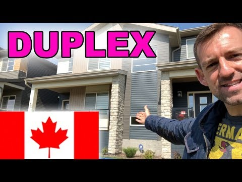 Canadian Houses | Inside A Duplex $350,000