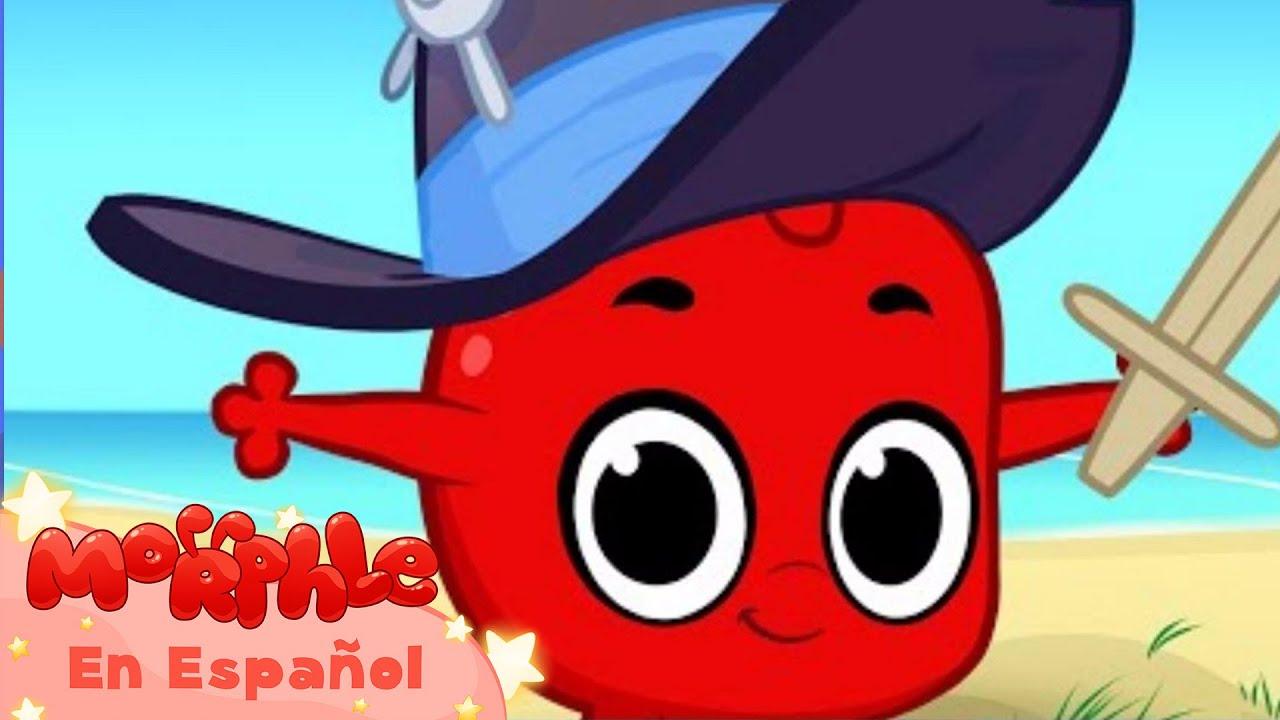 Morphle en Español | ¡Morphle y los piratas! | Caricaturas para Niños | Caricaturas en Español