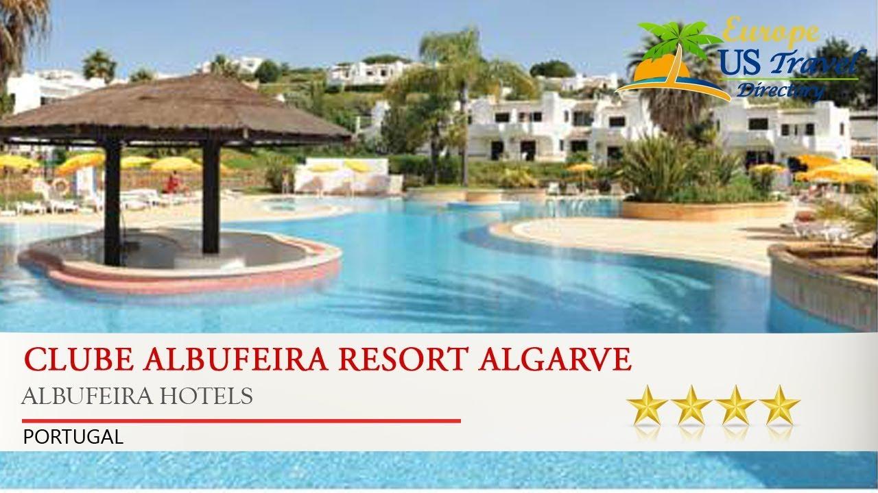 Clube albufeira resort algarve apartamentos tur sticos albufeira hotels portugal youtube - Apartamentos algarve ...