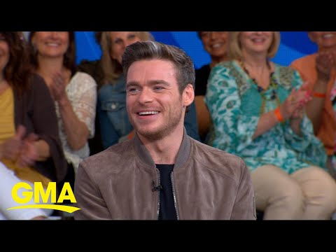 Richard Madden opens up about &39;Rocketman&39; and the &39;GOT&39; finale