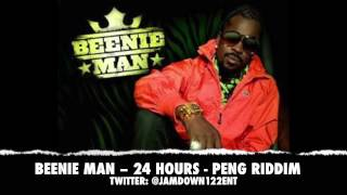 Beenie Man - 24 Hours | Peng Riddim | December 2013 |