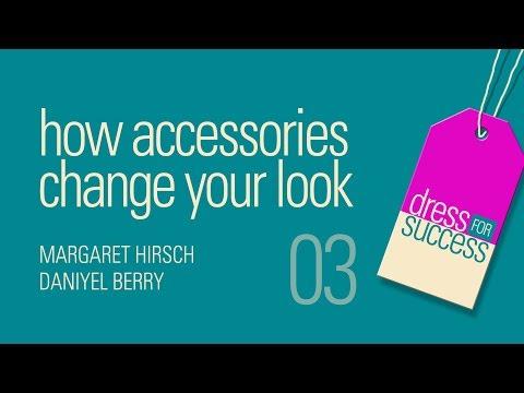 How accessories change your look