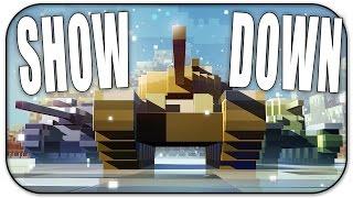 World of Tanks | 8 BIT PIXEL TANKS! | Winter Showdown Gameplay