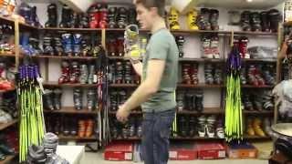 видео Горнолыжные ботинки БУ