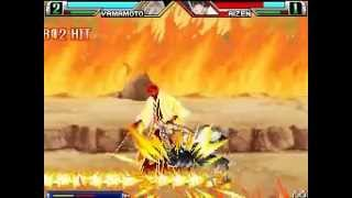 Infinite Combo Compilation 1 - Bleach Blade Of Fate