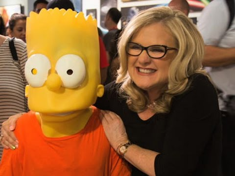 'Simpsons' Actress on Finding Her Voice