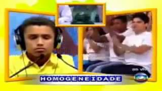 Uma das Farsa Rede Globo Soletrando 2008