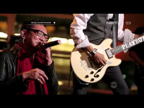 Angkuh - Piyu & Isa Raja (Music Everywhere 5 Maret 2016)
