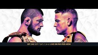ММА-подкаст №311 - Прогноз на UFC 242: Khabib vs. Poirier