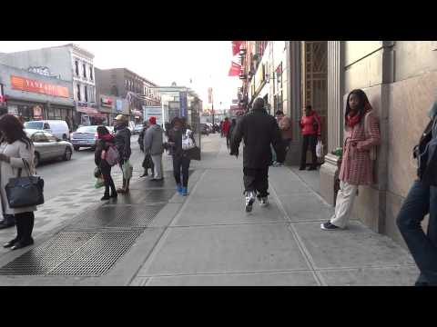 Walking in Brooklyn - Bedford-Stuyvesant