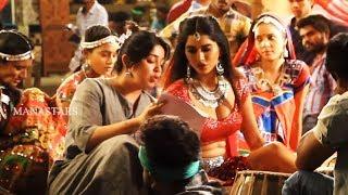 nabha-natesh-and-nidhi-agarwal-about-dimaak-kharaab-song-making-ismart-shankar-manastars