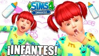 Hoy soy LARA!! Me encanta ser una INFANTE tan PEQUE!! | Ep.22 | LOS SIMS 4 - URBANITAS
