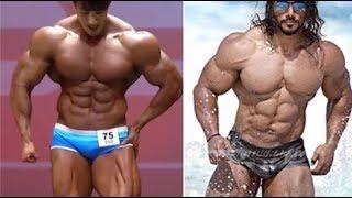 Lebih Monster Mana ? Binaragawan Nomor 1 Korea vs Binaragawan Nomor 1 India