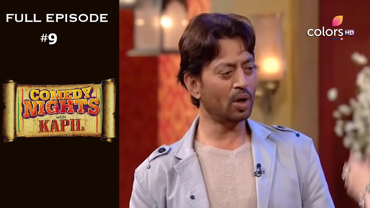 Comedy Nights with Kapil - Irrfan Khan and Arjun Rampal - 20th July 2013 - Full Episode