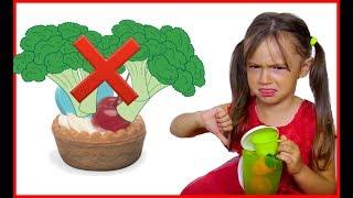 Makar and Do You Like Broccoli Song