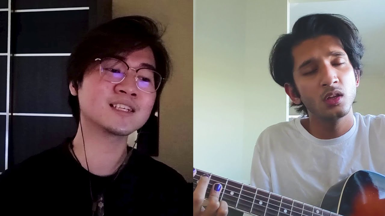 The Way You Look Tonight (Duet W/ Nicholas Liew) - Acoustic Guitar Cover