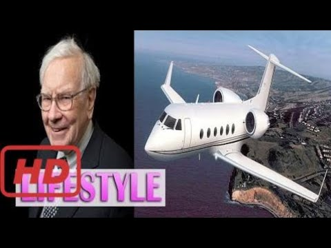 Celebrity Profiles |  Warren Buffett Life Story, Net Worth, Cars, House, Private Jet and Lifestyle