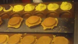 饒河街紅豆餅製作過成大公開