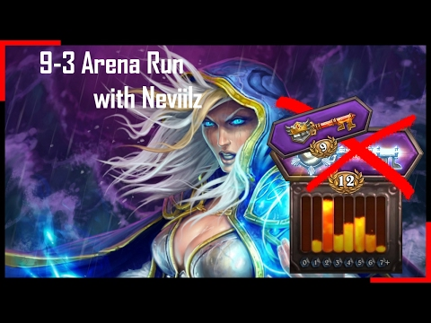 9-3 Arena Run with Neviilz