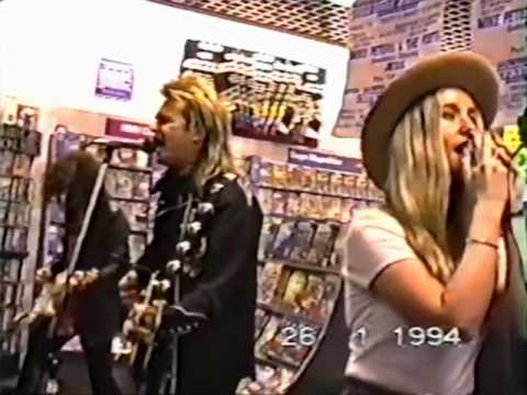 Mike Peters - HMV Cardiff 26.01.94