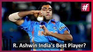R.Ashwin India