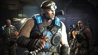 Gears of War: Aftermath Game Movie (All Cutscenes) Deleted Chapter HD