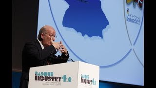 BASQUE INDUSTRY 4.0 - The Fourth Industrial Revolution based on Smart Factories