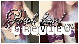 All about my Pastel Hair & Colour Freedom Review