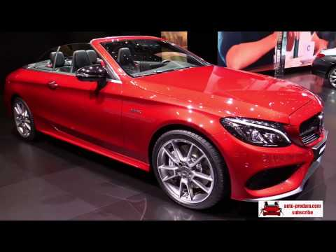 Mercedes AMG C43 Convertible and Coupe 2017, Mercedes AMG Brabus 2016, Mercedes AMG Mansory 2016