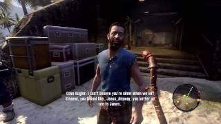 Dead Island: Walkthrough - Part 7 [Chapter 2 - Mission 3: To Kill Time] (Gameplay & Commentary)