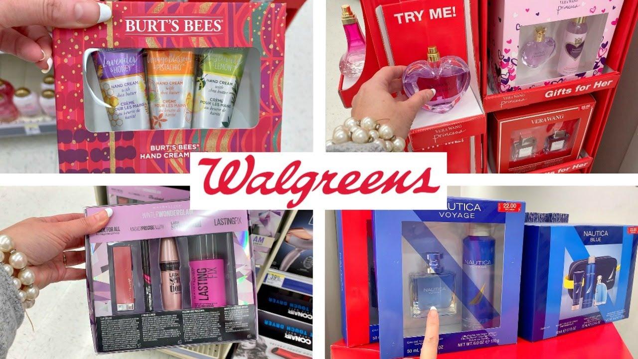Walgreens Shopping Sooo Many Christmas Gift Sets Stocking Stuffers Gift Ideas Youtube
