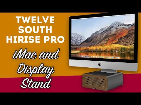 Twelve South HiRise Pro Adjustable iMac Stand