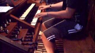 Marche nuptiale - orgue