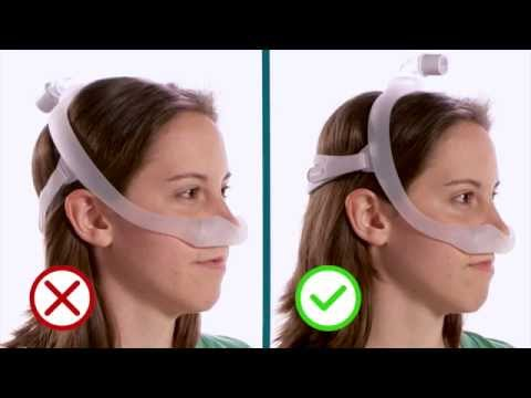 DreamWear CPAP/BiPAP Mask Introduction - YouTube