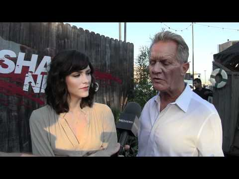 Shark Night 3D ComicCon Exclusive: Katharine McPhee and David R. Ellis