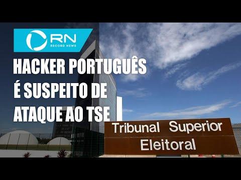 Hacker português está entre suspeitos de ataque ao TSE