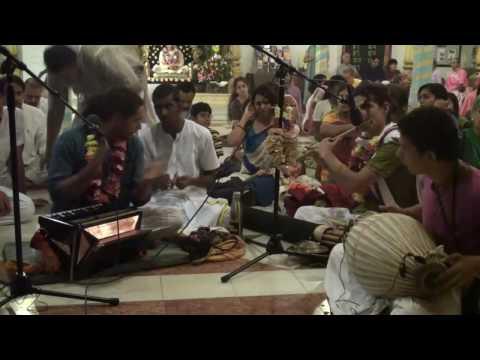 Mayapuris in Houston - Visvambhar das - Jay Radhe