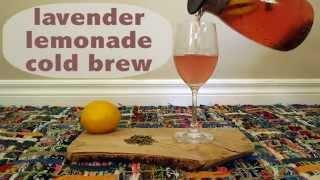 Lavender Lemonade Cold Brew