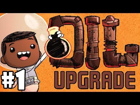 Oxygen Not Included - Oil Upgrade - NEW WORLD - Part 1 - [S2]