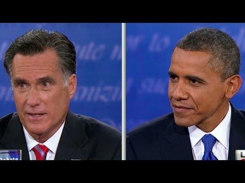 Third Presidential Debate (Part 4): Military Spending