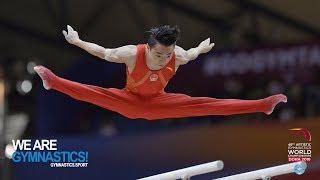 2018 Artistic Worlds, Doha (QAT) -  HIGHLIGHTS -  Men's Individual Apparatus Finals  Day 2