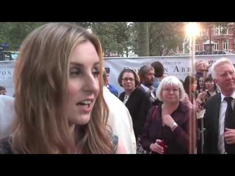CTBF Gala: Laura Carmichael, Jim Carter, Lesley Nicol  Downton Abbey TFC