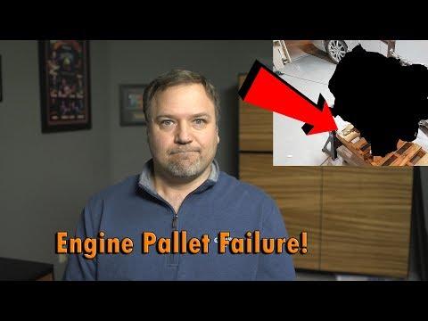 LS Engine Rebuild - Engine Pallet Failure On The Ride Home - FFR 33 Hot Rod