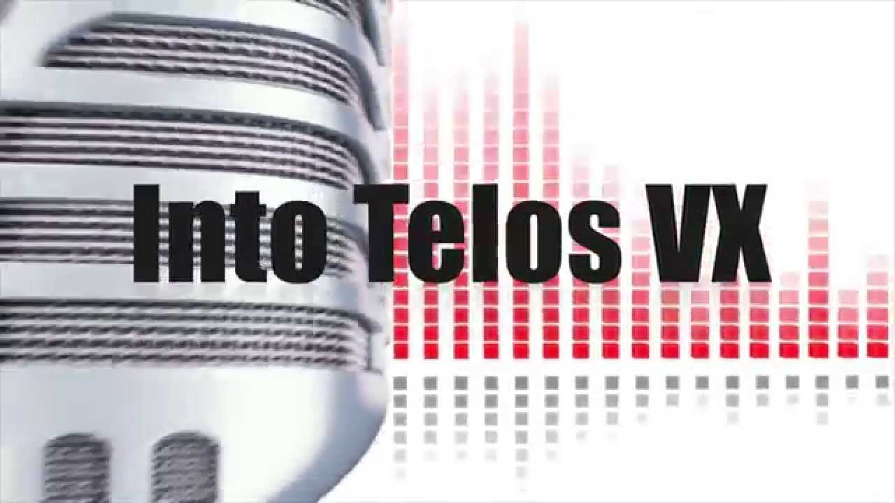 Telos VX Enterprise Broadcast VOIP Phone System